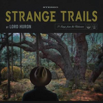 Lord Huron - Strange Trails [Limited Edition Pink LP]