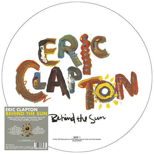 Behind The Sun [Picture Disc LP]