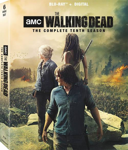 The Walking Dead [TV Series] - The Walking Dead: The Complete Tenth Season