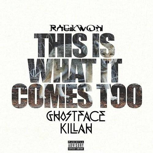 This Is What It Comes Too (Remix) [Feat. Ghostface Killah] - Single