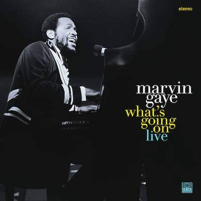 Marvin Gaye - What's Going On Live [LP]