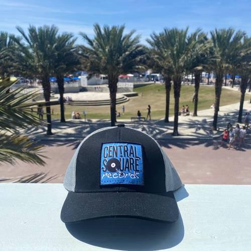 Central Square Records - TRUCKER HAT (BLACK)