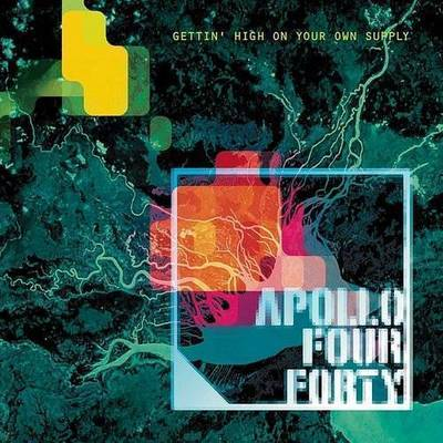 Apollo Four Forty - Gettin' High On Your Own Supply