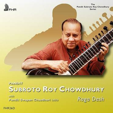 Roy Chowdhury: Two Ragas