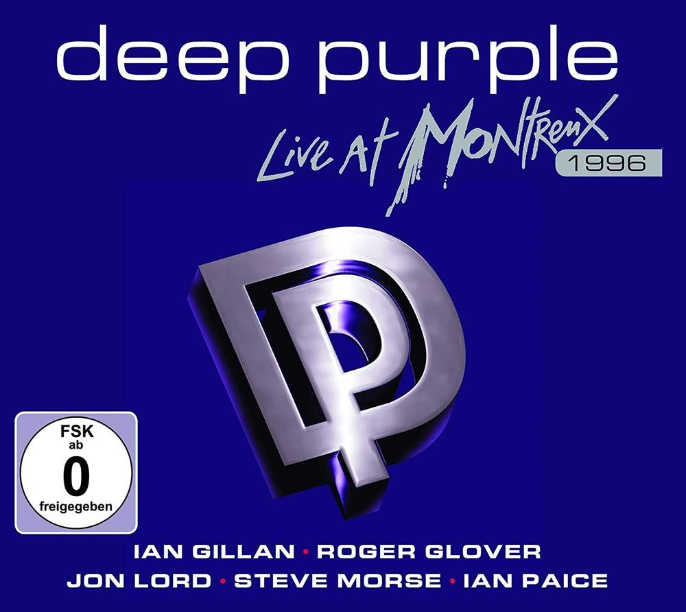 Deep Purple - Live At Montreaux 1996/2000 (CD+DVD)