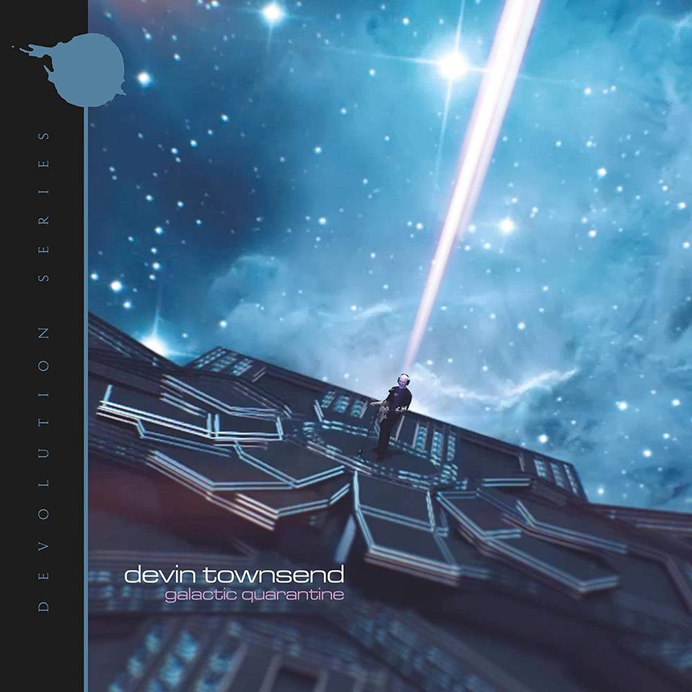 Devin Townsend - Devolution Series #2 - Galactic Quarantine [Indie Exclusive Limited Edition Silver 2LP]