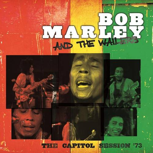 Bob Marley & The Wailers - The Capitol Session '73 [Green Marble 2 LP]