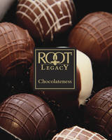 Chocolateness - Root Candle Votive