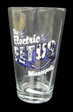 Minneapolis Purple - Pint Glass