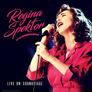 Regina Spektor Live On Soundstage [CD+DVD]