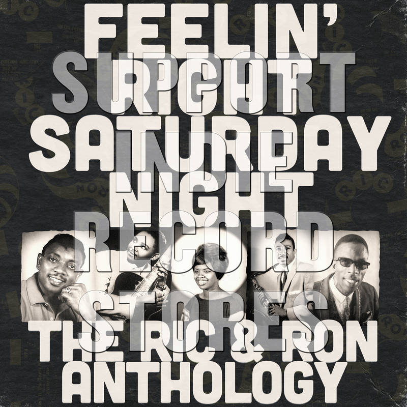 Various Artists Feelin' Right Saturday Night: The Ric & Ron Anthology