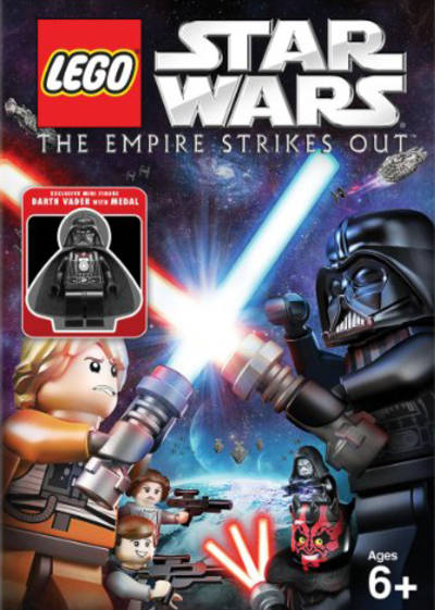 Lego Star Wars - Star Wars Lego: The Empire Strikes Out