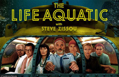 The Life Aquatic With Steve Zissou [Movie]