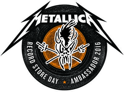 Record Store Day Ambassador 2016: Metallica