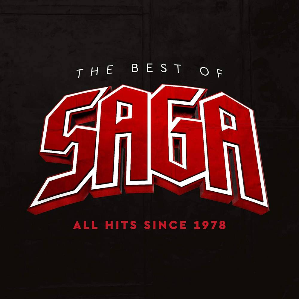 Saga - The Best of Saga [2CD]