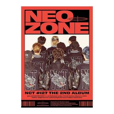 The 2nd Album 'NCT #127 Neo Zone' [C Ver.]