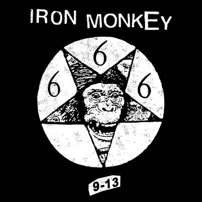 Iron Monkey - 9-13 [Indie Exclusive Limited Edition White with Black Splatter LP]