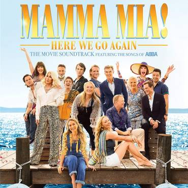 Mamma Mia! Here We Go Again [Soundtrack LP]