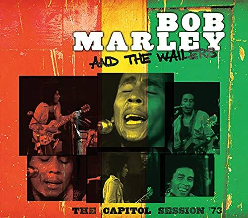 Bob Marley & The Wailers - The Capitol Session '73 [CD/DVD]