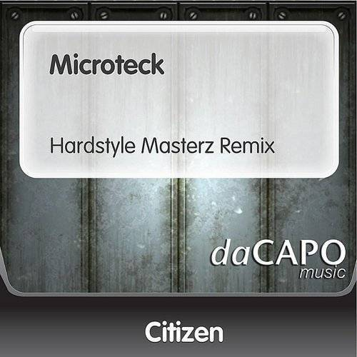Microteck (Hardstyle Masterz Remix) - Single