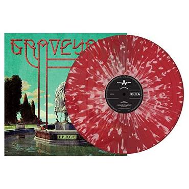 Peace [Limited Edition Red w/ White Splatter LP]