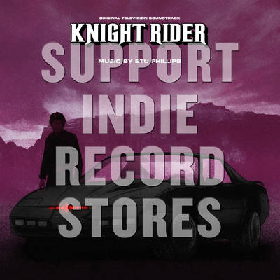 Stu Phillips - Knight Rider (Original Television Soundtrack) [RSD 2019]