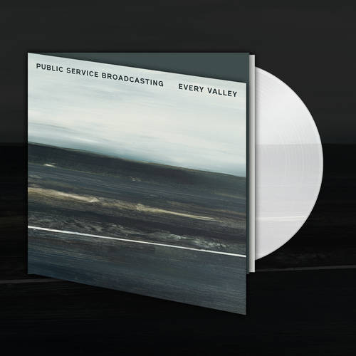 Every Valley [Indie Exclusive Limited Edition Clear LP]