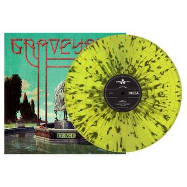 Peace [Indie Exclusive Limited Edition Yellow w/ Black Splatter LP]
