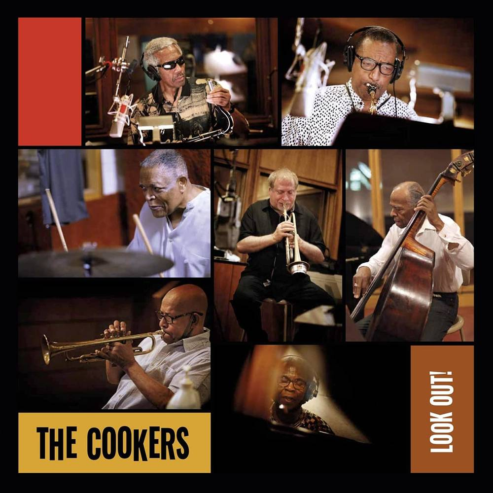 The Cookers - Look Out!