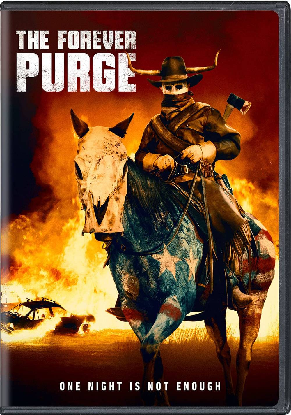 The Purge [Movie] - The Forever Purge