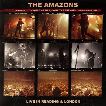 Come The Fire, Come The Evening (Live) EP
