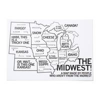 Strictly Discs - Midwest Postcard