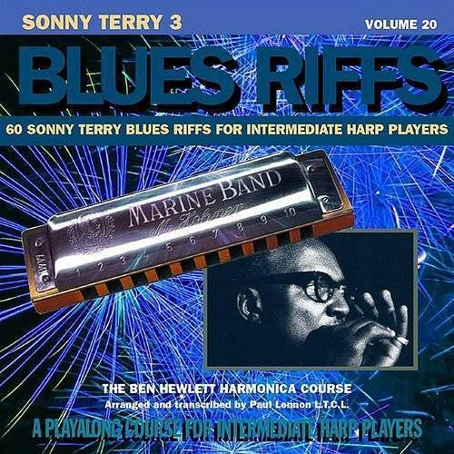 Sonny Terry Blues Riffs 3, Vol. 20