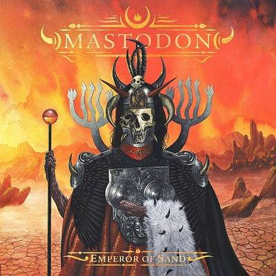 Mastodon - Emperor Of Sand [Limited Edition Pink LP]