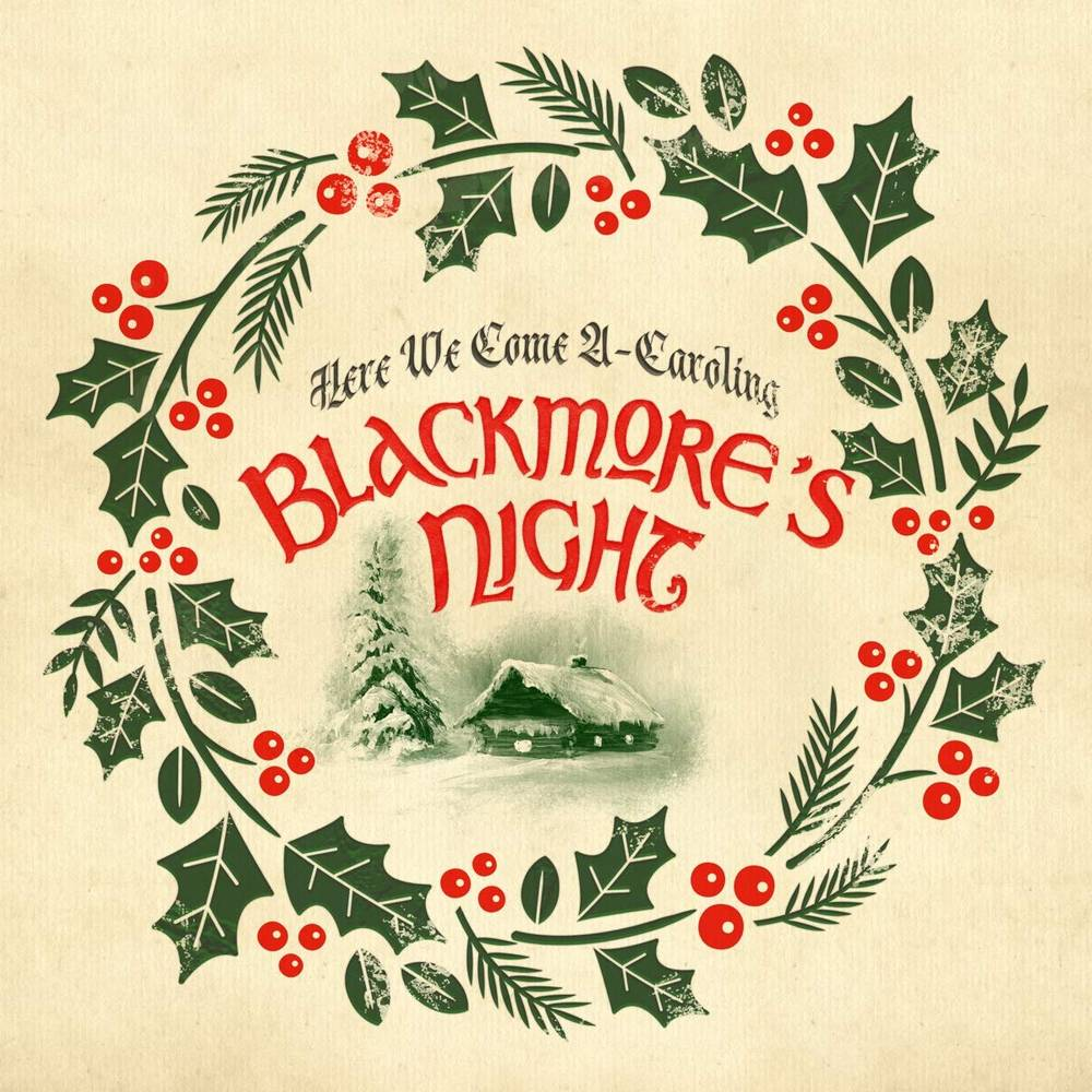 Blackmore's Night - Here We Come A-Caroling EP [Limited Edition Green Vinyl]