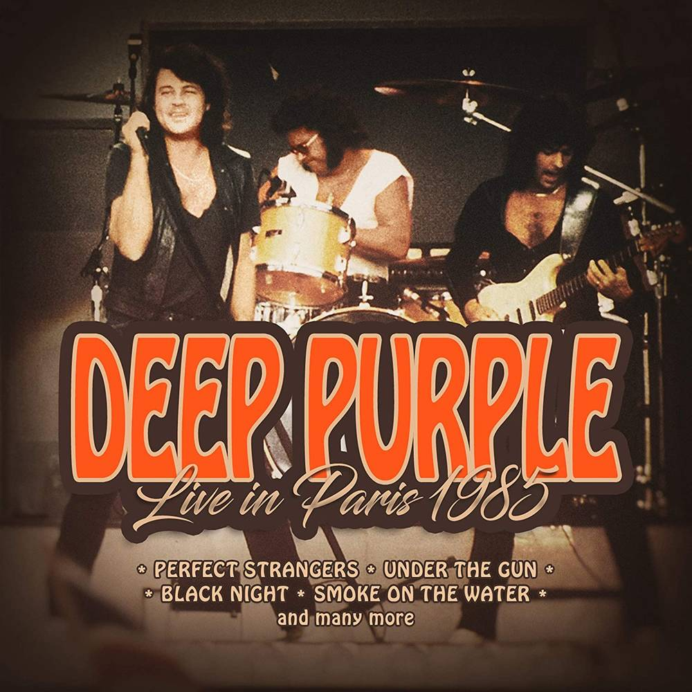 Deep Purple - Live In Paris 1985
