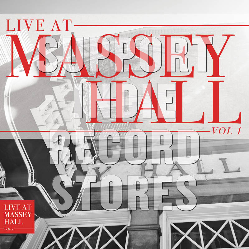 Various Artists Live At Massey Hall Vol 1