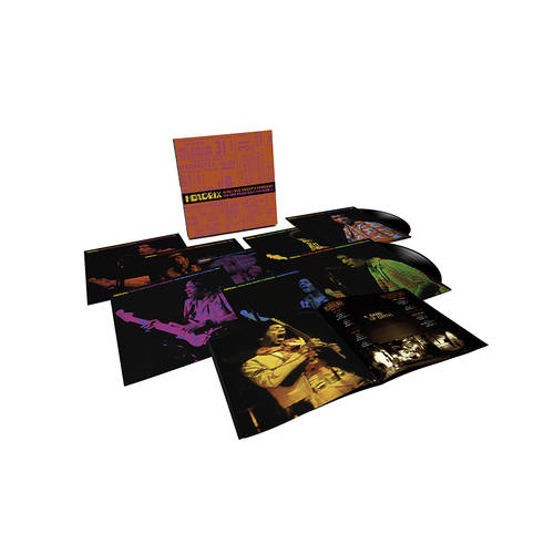 Songs For Groovy Children: The Fillmore East Concerts [8LP]