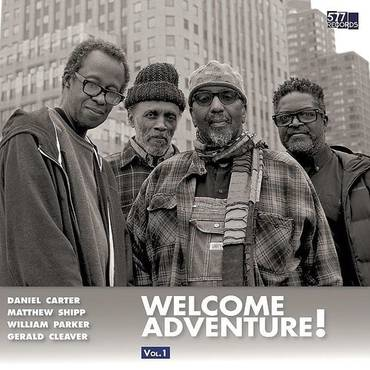Welcome Adventure Vol 1 (Uk)