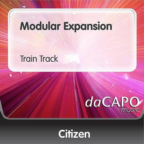 Modular Expansion (Train Track) - Single
