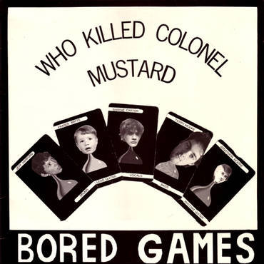 Who Killed Colonel Mustard