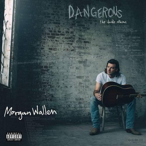 Morgan Wallen - Dangerous: The Double Album [3LP]