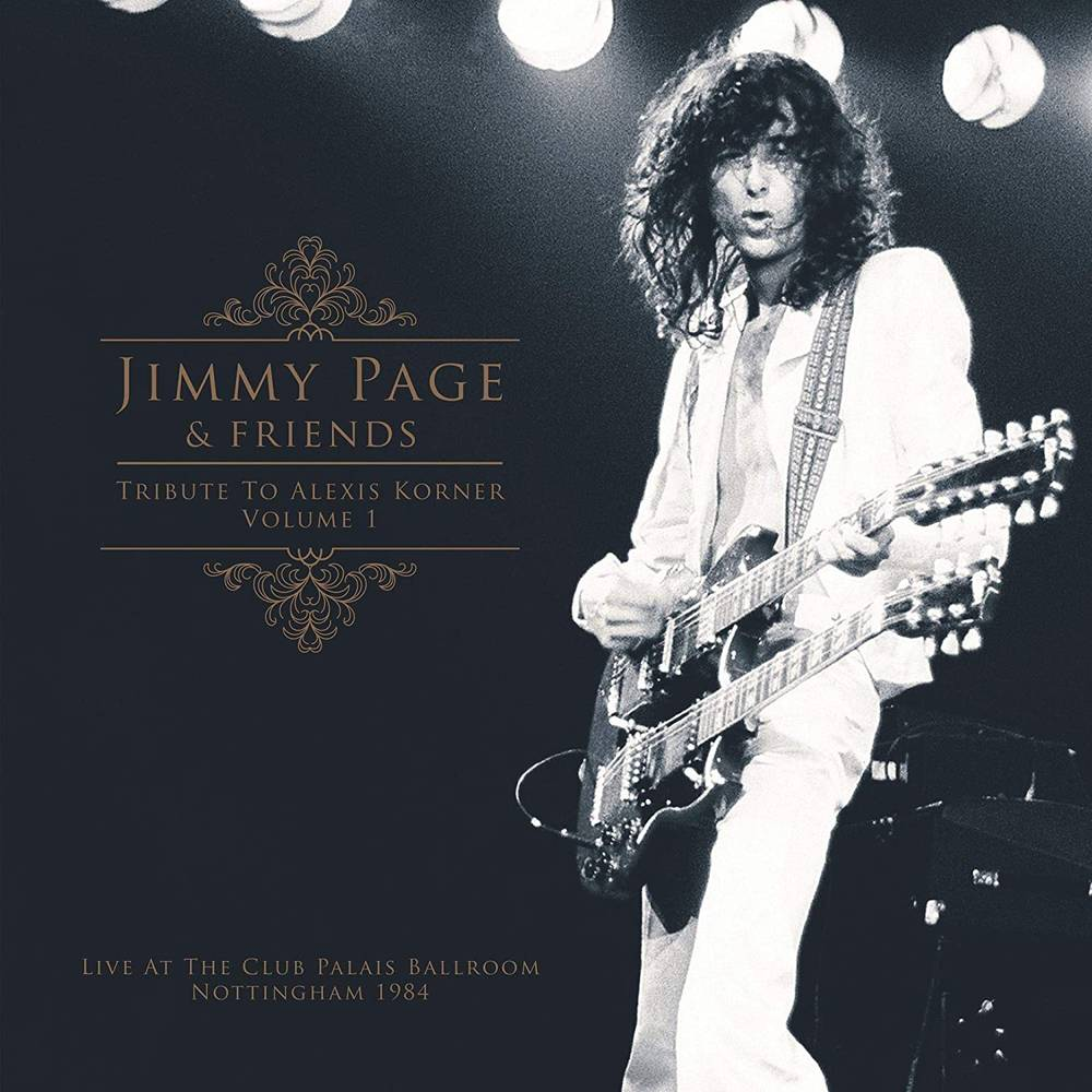 Jimmy Page - Tribute To Alexis Korner Vol. 1 [LP]