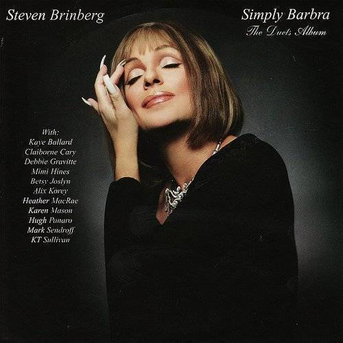 Simply Barbra: The Duets Album