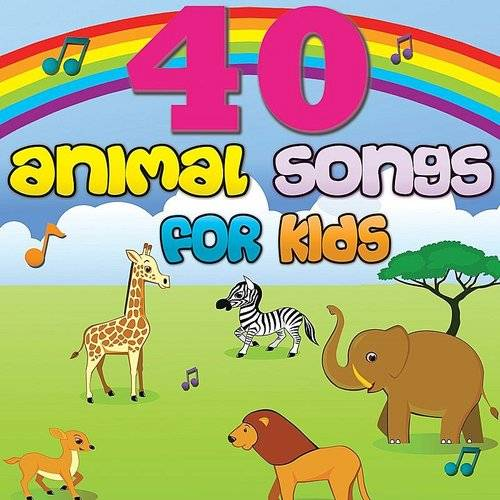 40 Animal Songs For Kids - Fun And Silly