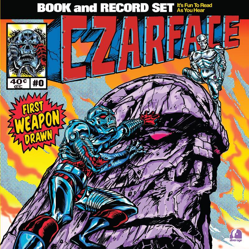 Czarface First Weapon Drawn (A Narrated Adventure)