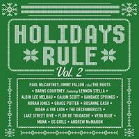 Various Artists - Holidays Rule Vol. 2