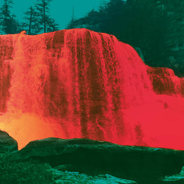 The Waterfall II [Indie Exclusive Limited Edition Merlot Wave LP]