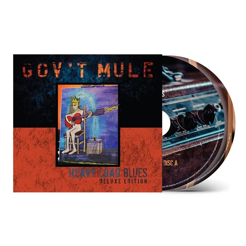 Gov't Mule - Heavy Load Blues [Deluxe 2CD]