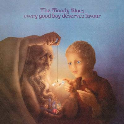 The Moody Blues - Every Good Boy Deserves Favour [LP]